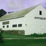 antique shopping wolfsborro NH