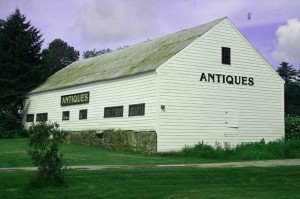 antique shopping wolfsborro NH