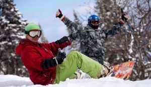 sking and snow boarding Wolfeboro NH 2